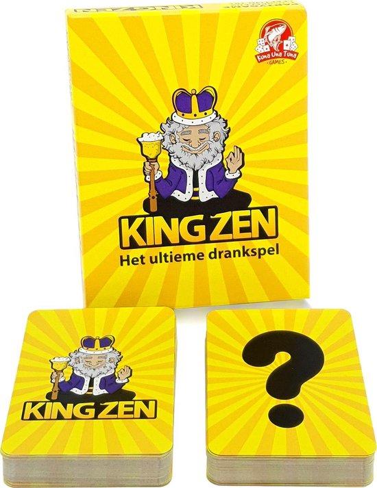 Leukste bierspellen | King Zen