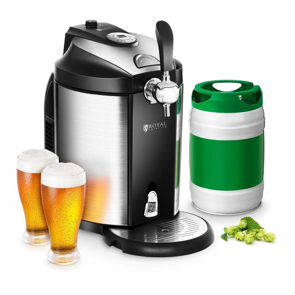 beste biertap voor thuis | H.Koenig biertap 5 liter