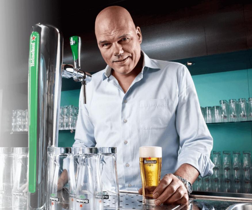 Hoe tap je bier | Heineken Tapcursus draught master